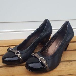 🎉Attilio Guisti Leombruni|Black Pump|Size 6.5